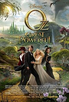 Oz the Great and Powerful (2013) DVDRip XviD